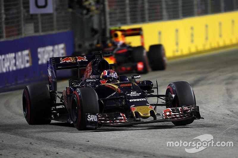 Red Bull no vio problemas en la defensa de Kvyat ante Verstappen
