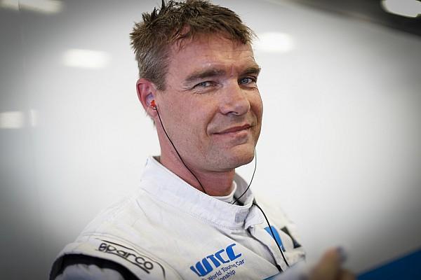 Ekblom kembali ke WTCC bersama Volvo