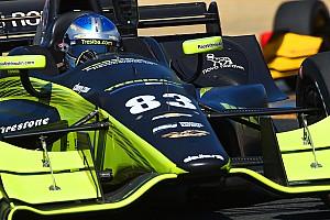IndyCar Son dakika Kimball 2017'de Ganassi'de kalacak