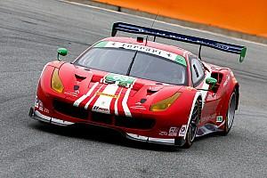 Premiere in der VLN: Ferrari 488 GT3 gibt Nordschleifen-Debüt