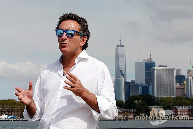 Большое интервью: Алехандро Агаг об этапе Формулы Е в Нью-Йорке