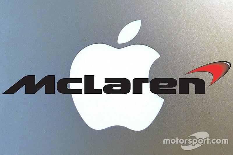 Analyse: De geruchten over Apple en McLaren ontleed