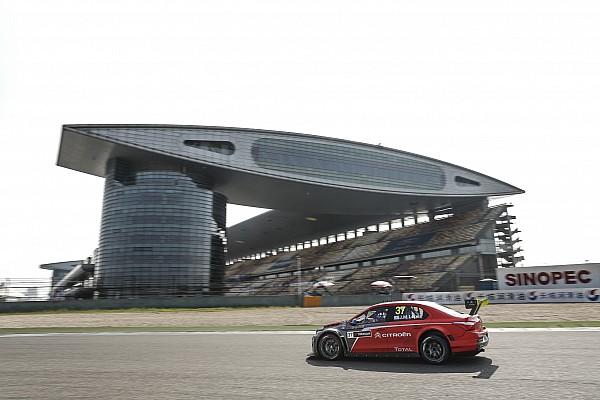 WTCC Shanghai: Jose Maria Lopez raih pole, Citroen rebut titel juara
