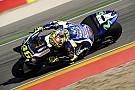 Rossi baalt van foutje in duel met Lorenzo
