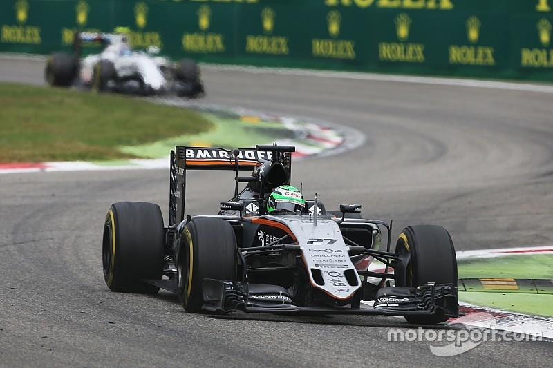 В Force India предсказывают борьбу с Williams до конца сезона