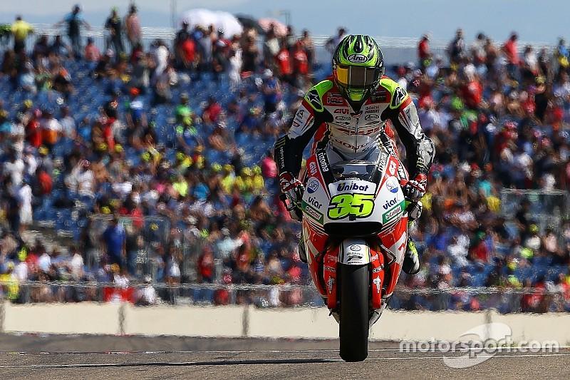Crutchlow se muestra contrario a las multas por mal comportamiento en MotoGP