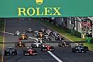 World Motor Sport Council bevestigt Formule 1-kalender voor 2017