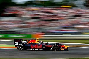 GP2 Practice report GP2 Sepang: Gasly dan Giovinazzi antar Prema ke posisi 1-2 practice