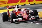 Raikkonen houdt vertrouwen in Ferrari ondanks strategische fout Singapore