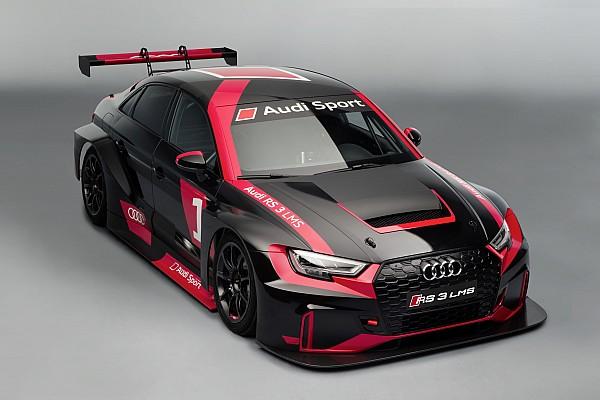 Audi RS 3 LMS ile TCR Serisinde mücadele edecek