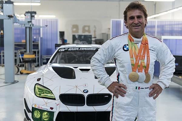 Alex Zanardi, des podiums olympiques aux podiums de GT3?