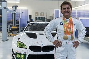 GT Actualités Alex Zanardi, des podiums olympiques aux podiums de GT3?