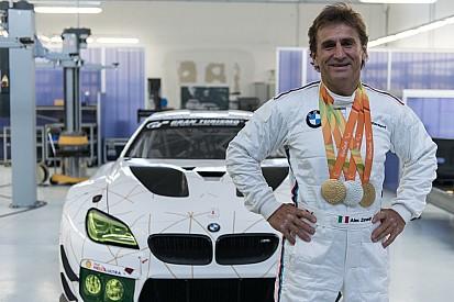 Após medalhas no Rio, Zanardi corre em prova de GT italiano