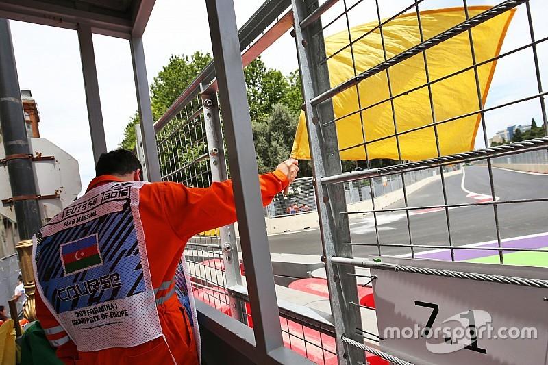 La F1 toma medidas drásticas con las dobles banderas amarillas
