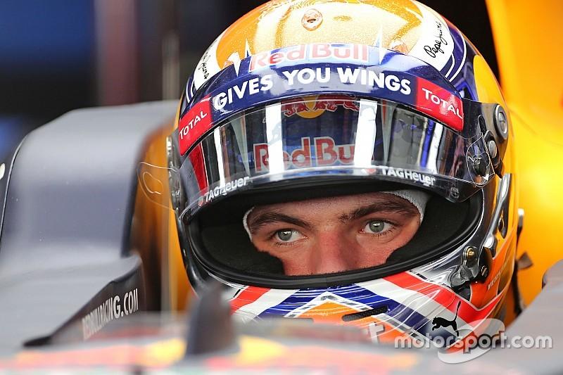 El desmayo de Verstappen fue por un mal movimiento