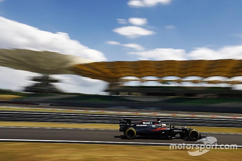 "Alonso: ""El objetivo es puntuar"""