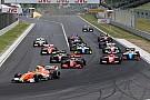 Geen Fuji maar Austin op de F3.5-kalender voor 2017