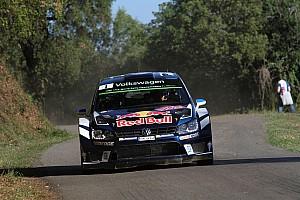 WRC Rapport d'étape ES8 - Ogier net leader au terme de la deuxième étape