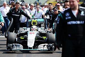 F1 Noticias de última hora Según Wolff, Mercedes sigue con riesgo de malas arrancadas