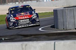 World Rallycross Reporte de la carrera Loeb logró su primera victoria en el Mundial de Rallycross