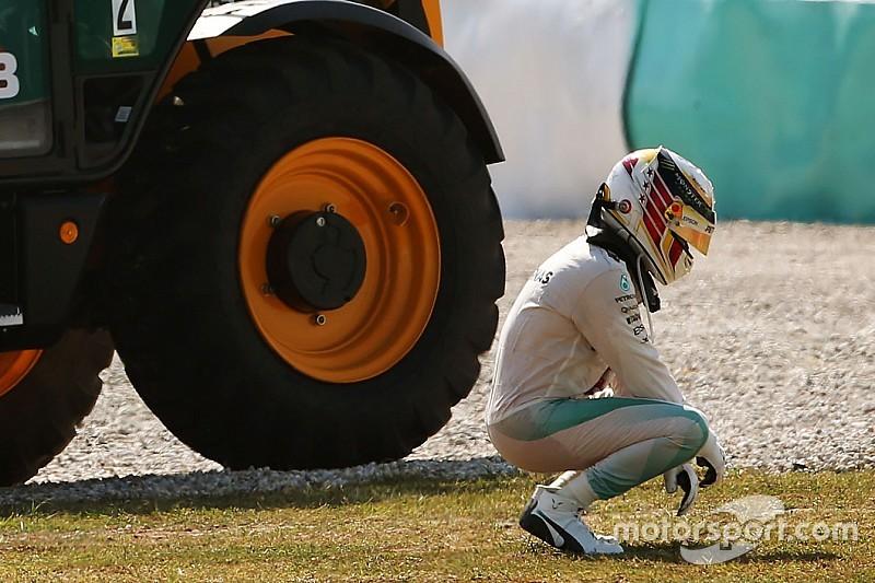 """Hamilton """"tetap percaya 100 persen"""" kepada Mercedes"""
