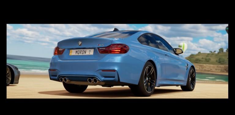 Nesze neked M4-es BMW: Forza Horizon 3