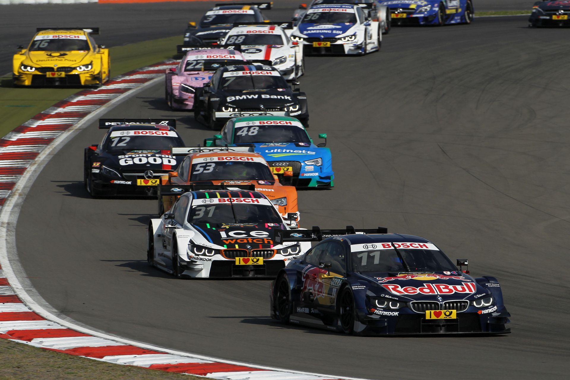 DTM: a BMW tripla tabella-elsőséggel érkezhet a Hungaroringre