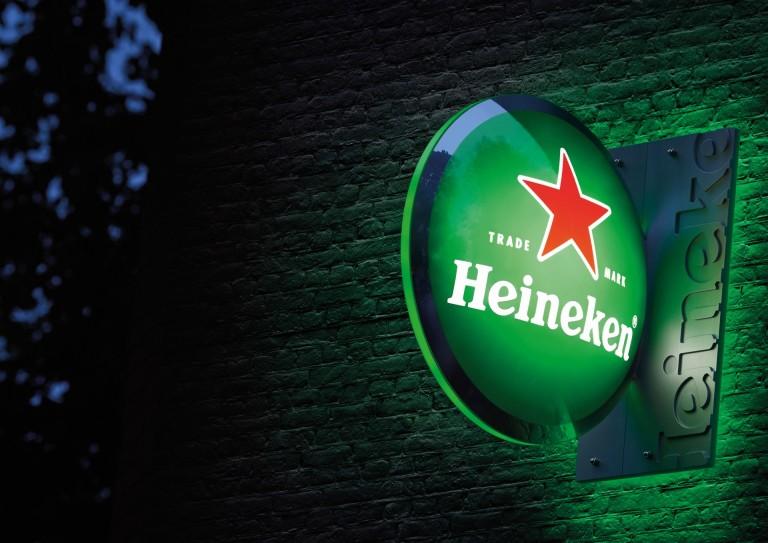 Meglepő stílus: Megjelent a Heineken első Forma-1-es reklámja!