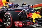 A Red Bull és a tengelyek: van kalap vagy nincs kalap?
