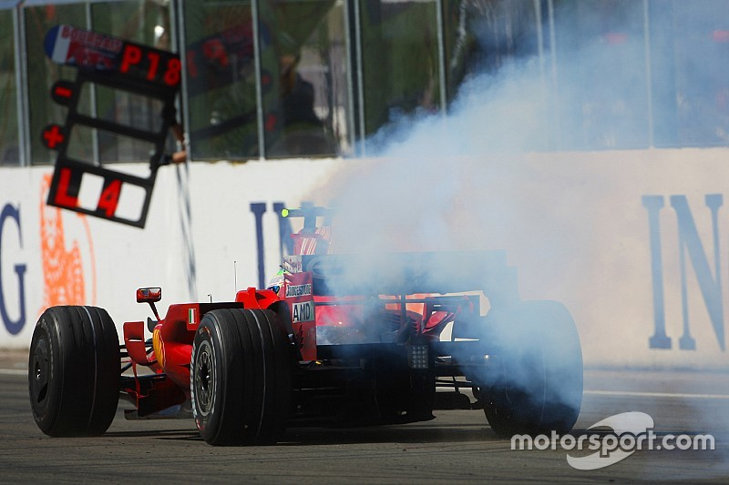 Massa column: I feel Hamilton's pain, but I've had worse