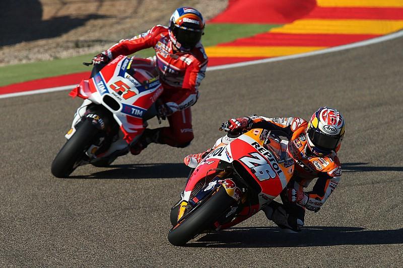 Honda звинувачує Ducati у брехні