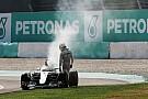 日本GP:メルセデスはシンガポールGP時のエンジンをハミルトンのマシンに搭載