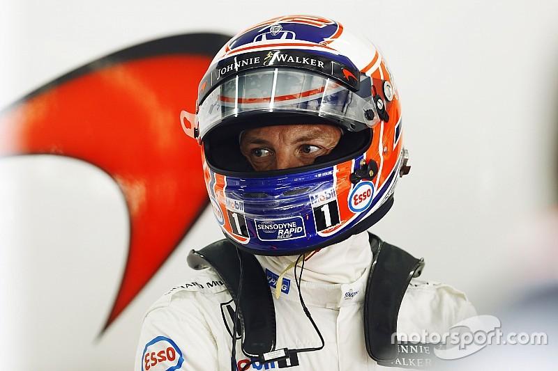 """Button: """"Overkoepelende rol bij McLaren"""""""