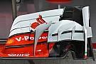 Tech update: Ferrari test verschillende voorvleugels op Suzuka