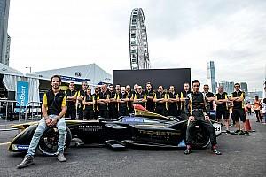 Formel E Fotostrecke Bildergalerie: Teamvorstellung Techeetah