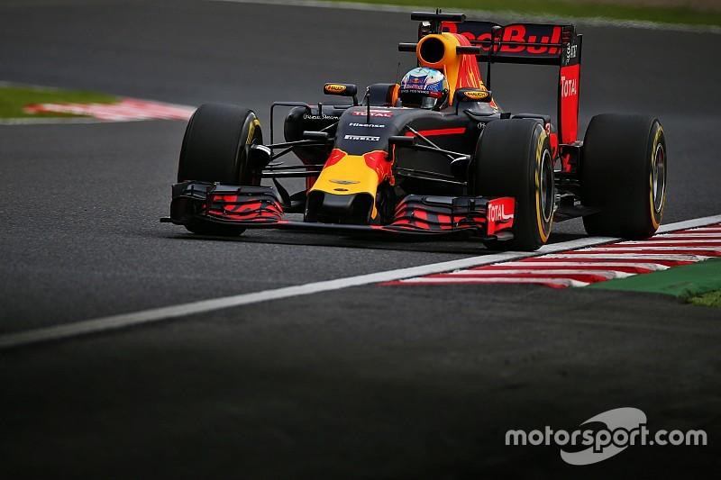 """Ricciardo frustrado: """"Hemos perdido tiempo"""""""