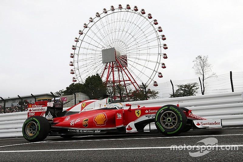 """Vettel: """"El tercer puesto era posible"""""""