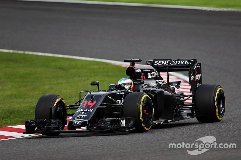 Fernando Alonso: Der verbesserte Honda-Motor ist nicht schneller