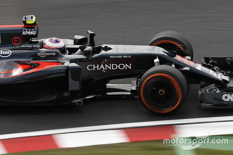Баттон: проблеми McLaren на Сузуці не дивні