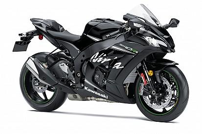 Kawasaki presentó una edición limitada de su moto en el WSBK