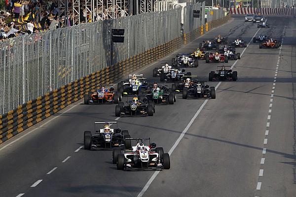 Macau GP katılımcı listesi açıklandı