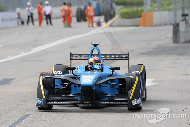 Caótica primera carrera de la Fórmula E con victoria del campeón