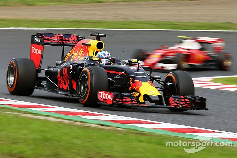 "Ricciardo: ""Gridstraf Raikkonen pakte nadelig uit voor ons"""