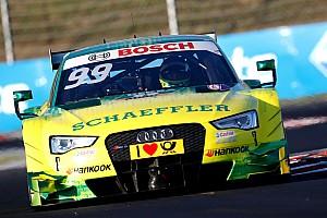 DTM Breaking news Menjelang final DTM, Rockenfeller dan Rast bertukar tempat di Audi
