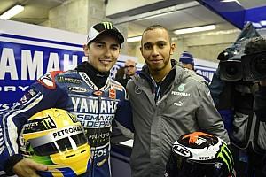 General BRÉKING Szenzáció: Jorge Lorenzo Hamilton F1-es bajnoki Mercedesével fog tesztelni
