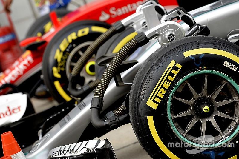ピレリ、オースティンのタイヤ持込みセット数を発表