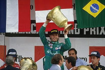 A 30 años de la primera victoria de Berger en el GP de México