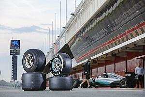 F1 Noticias de última hora Pirelli aprovecha la lluvia para hacer campaña contra los test en Barcelona