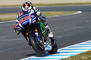 MotoGP Trainingsbericht MotoGP Japan: Lorenzo übernimmt Zepter von Motegi