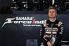 Force India bevestigt vertrek Nico Hülkenberg